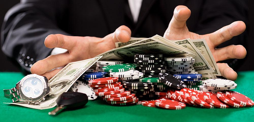 dipendenza gioco d'azzardo